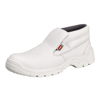 Tuf Microfibre Slip-On Safety Toe Boot