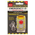 Worker Emergency Universal Fit ID