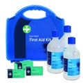 Reliwash Triple Eye Wash First Aid Kit