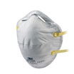 3M 8710E FFP1 Cup-Shaped Dust/Mist Respirator
