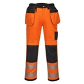 Portwest Vision High-Visibility Trousers - Orange - Reg Leg