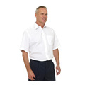 Double Two Classic Short Sleeved Easy Fit Shirt