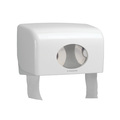 6992 AQUARIUS* Twin small roll toilet tissue dispenser