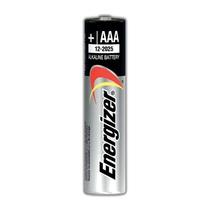 Energizer Max Battery Type AAA Pack 4