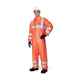 DuPont Tyvek® 500 High Visibility Cat III Type 5B/6B Chemical Protective Coverall
