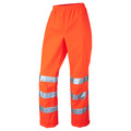 KeepSAFE XT Women's Waterproof & Breathable Trousers - Orange