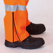 Keep Safe XT eVent High Visibility Rail Breathable Waterproof Over Trousers