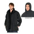 Regatta Benson II Breathable Waterproof 3-In-1 Mens Jacket