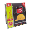 Worker Emergency Helmet Identity ID Small Sticker