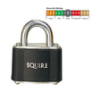 Squire Laminated Open Shackle Padlock