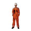 BlazeTEK Anti-Static Flame Retardant Coverall- Orange