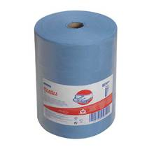 WYPALL* X80 Cloths – Large Roll / Steel Blue