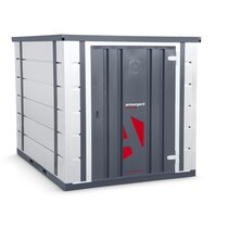 Armorgard Forma-Stor Chemical Storage Vault 2075 x 2990 x 2160MM