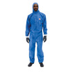 Coverall Disposable 3M 4530 Type 5/6 Blue Fr