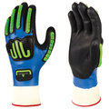 Showa 377-IP Nitrile Foam Anti-Impact Glove