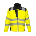 Portwest Vision Softshell Jacket High-Visibility - SaturnYellow