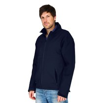 Endurance Water Repellent Softshell Jacket - Navy