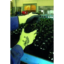Showa S-Tex KV3 Latex- 1 Coated Cut Level F Glove