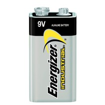 Energizer Industrial Battery Type 9V Pack of 12