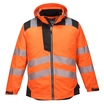 Portwest Vision High-Visibility Rain Jacket