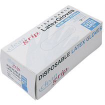 Keep Clean Disposable Latex Powdered Gloves