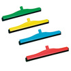 7753 Vikan Hygienic Double Rubber Floor Squeegee