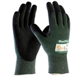ATG Maxiflex Cut Resistant Level 3 Palm Coated Gloves