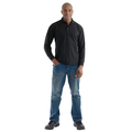 Endurance Long Sleeve Polycotton Polo Shirt