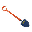 Professional Insulated General Purpose Treaded Shovel