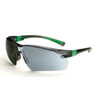 KeepSAFE XT 506UP Safety Spectacles K & N Rated - Smoke