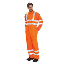 BlazeTEK GO/RT Flame-Resistant Anti-Static Electric Arc Combat Coverall