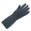 Keep Safe Heavy Duty Rubber Chemical Resistant Gauntlet
