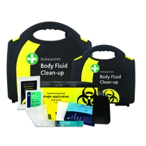 Body Fluid Clean-Up 1 Application Kit