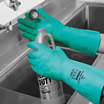 Polyco Nitri-Tech 111 Chemical Resistant Nitrile Gauntlet