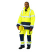 Keep Safe High Visibility Two Tone Combat Safety Trouser