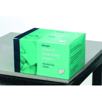 Reliwipe Sterile Cleansing Wipes