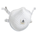 KeepSAFE XT FFP2 Flexinet 3D Cup Shaped Valved Disposable Respirators