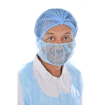 Catersafe Disposable Beard Mask