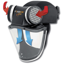 JSP Powercap Active IP Powered Respirator