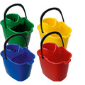 CleanWorks Mop Bucket - Yellow