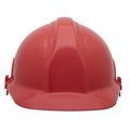 KeepSAFE Pro Comfort Plus Safety Helmet Red