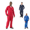 Dickies Redhawk Polycotton Zip Front Coverall