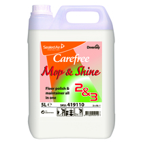 Carefree Mop & Shine