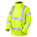 KeepSAFE XT Women's Waterproof & Breathable High-Visibility Jacket - Yellow
