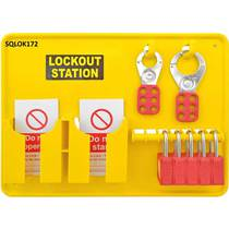 Lockout Station 5 Padlock