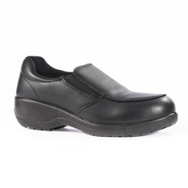 Rock Fall Women's Slip-On Safety Shoe Topaz