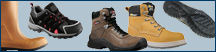 Tuf Pro Goodyear Welted Safety Boot with Midsole