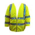 Fhoss Optimus Long Sleeved Plain Self-Illuminating Waistcoat