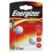Energizer Lithium Coin Cell Battery CR2025 Pack of 2