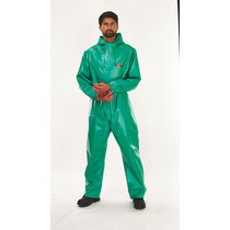 Alpha Solway Chemmaster Protective Coverall
